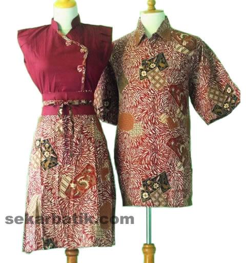 Toko Baju Batik Pontianak: Toko Baju Batik Modern Murah Online