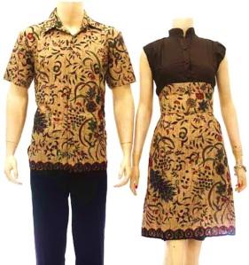 dress batik couple